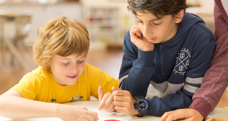 Brisbane Montessori offers a dynamic Brisbane Primary School education for children aged 6 -9 years and 9 - 12 years in 2 separate learning environments